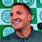 Brendan Rodgers. Photo by Matt Browne/Sportsfile