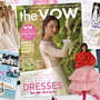 The Vow Magazine autumn edition is on shelves now!