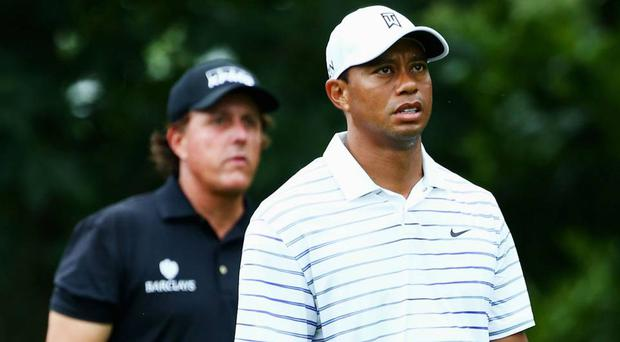 Phil Mickelson and Tiger Woods should play for their own money in €8.5m Las Vegas showdown - Patrick Reed