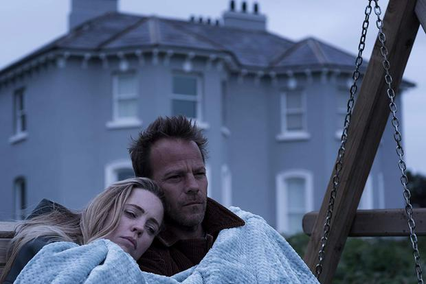 Melissa George and Stephen Dorff in Don't Go, which is screening at the Galway Film Fleadh this weekend