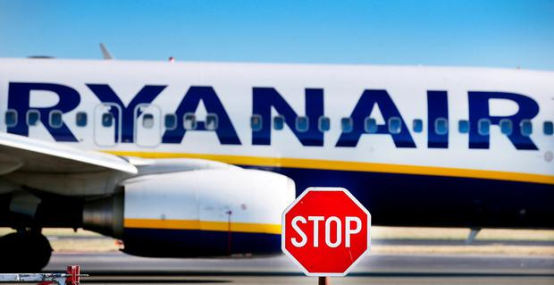Ryanair cancels flights as pilots walk out for historic strike