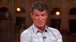 The contributions of a red face Roy Keane became one of the big talking points at the World Cup