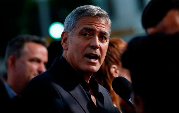George Clooney. Photo: REUTERS/Mario Anzuoni/File Photo