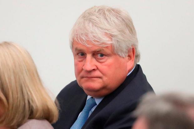 INM's largest shareholder Denis O'Brien. Photo: PA