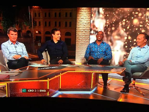 Image result for ITV world cup pundits