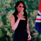 The Duchess of Sussex attends a Summer Party at the British Ambassador's residence at Glencairn House, during a visit to Dublin, Ireland