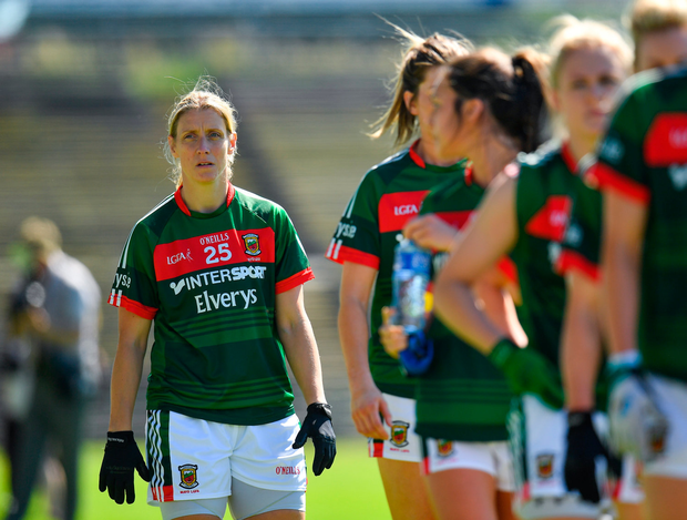 Cora Staunton was one of 12 players to leave the panel
