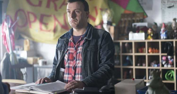 Liam O Mochain in Lost and Found, which opens in Irish cinemas Friday July 13