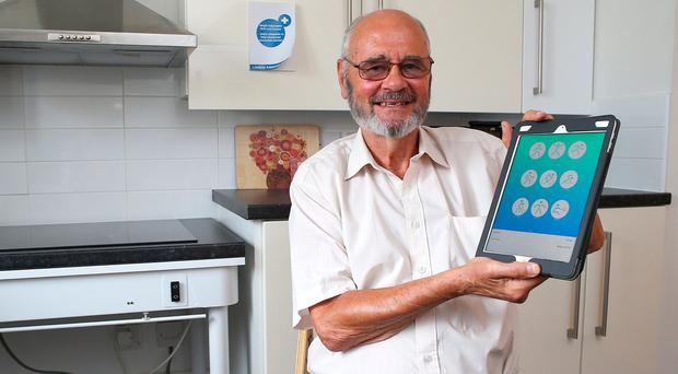 OAPs get 'smarts' as iPads offer them new lease of life