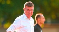 Dundalk manager Stephen Kenny. Photo: Matt Browne/Sportsfile