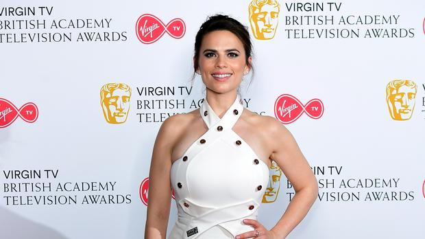 Hayley Atwell will star in The Long Song (Ian West/PA)