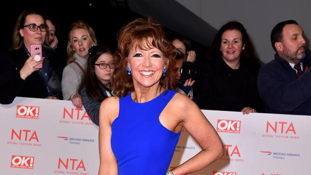 Bonnie Langford said she was honoured to be part of the show (Matt Crossick/PA)