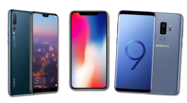 The Big Tech Show: Huawei vs Apple vs Samsung - the great cameraphone face-off