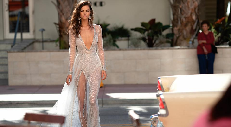 Barely There Bridal: This Designer Is Aiming To 'break
