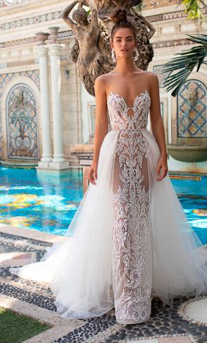 2bbb7aa409d Barely there bridal  This designer is aiming to  break down barriers ...