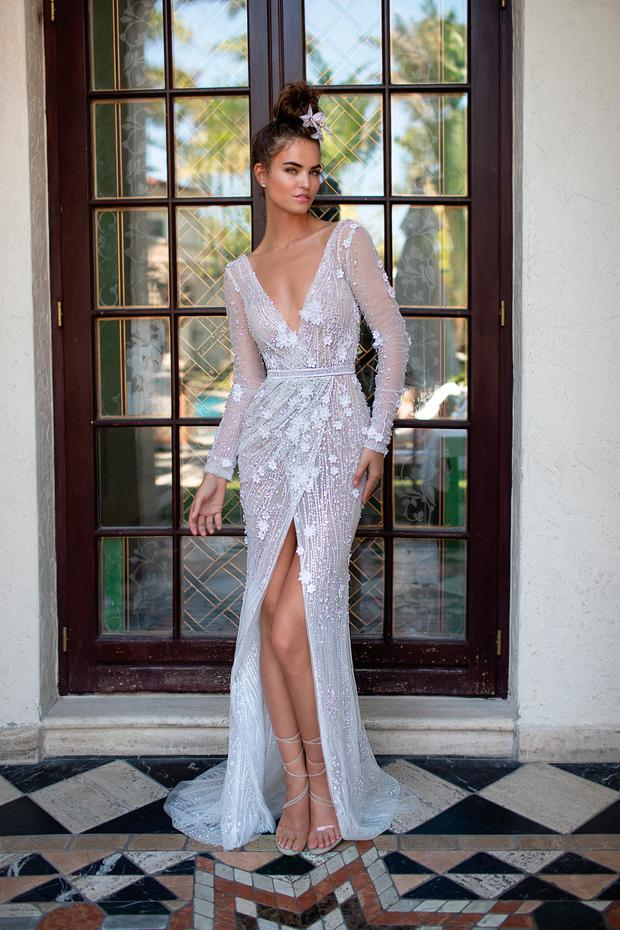 5c6eff9f31 Barely there bridal  This designer is aiming to  break down barriers ...