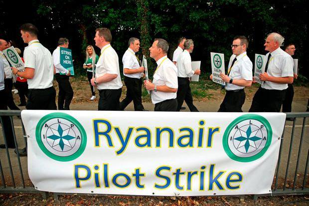 Ryanair announces cancelled flights as summer strike onslaught begins