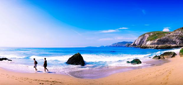 Coumeenoole Beach, Dingle Peninsula. Photo: Getty
