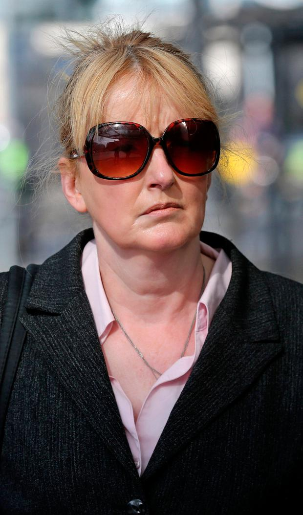 Eve Doherty, who is serving three years in prison. Photo: Collins