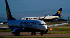Ryanair has apologised to passengers. Photo: Reuters