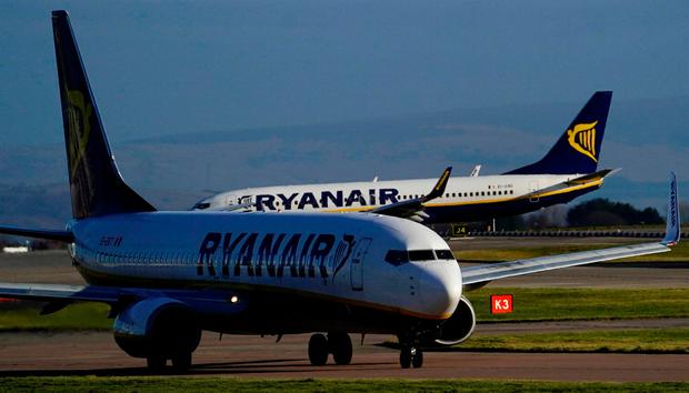Ryanair cancels 24 flights as 100 pilots go ahead with strike
