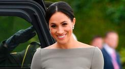 Meghan Markle, the Duchess of Sussex, can trace her ancestry back to Mary McCue, a young Irish woman from Belfast who married Thomas Bird, an English soldier, at Donnybrook in 1860 after a whirlwind romance. Photo: Gerry Mooney