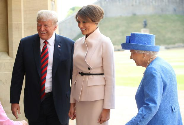 U.S. pays Trump's Scotland golf resort US$77,000 ahead of visit