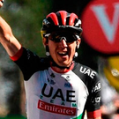 Ireland's Dan Martin Photo: Getty Images