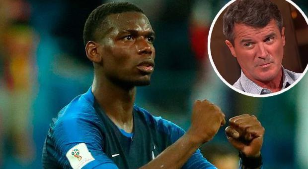 Roy Keane gives his World Cup final verdict and changes his tune on Paul Pogba