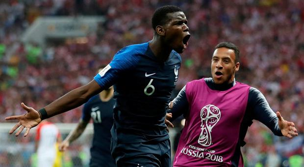 France 4 Croatia 2 as it happened: Les Bleus are World Cup champions