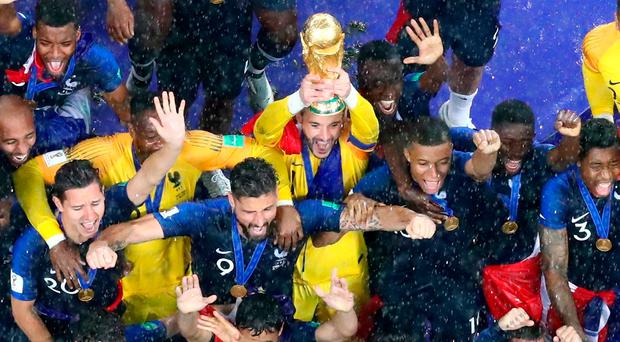 WATCH: RTE's brilliant montage captures the highlights of a memorable World Cup as the tournament comes to an end