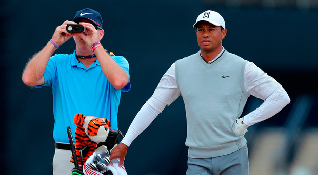 Woods expects firm challenge in bid to satisfy major craving