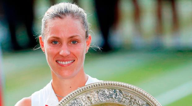 Kerber reaping dividends from fruitful collaboration with coach Fissette