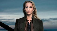 Sofia Helin is an ambassador for WaterAid, which helps people in the developing world access clean water.