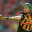 Miriam Walsh scored a hat-trick of goals for the League champions and Denise Gaule (p) hit 1-4 Photo: Sportsfile