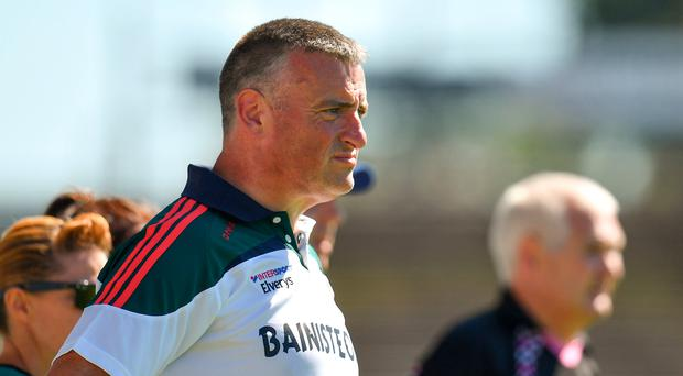 Peter Leahy proud of Mayo Ladies but walkout row rumbles on