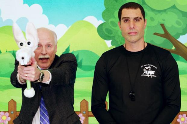 GOP congressman endorse arming toddlers in Sacha Baron Cohen's new show