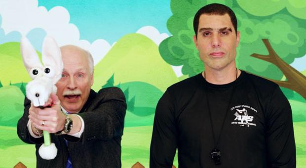 WATCH: Preview of Sacha Baron Cohen's Who Is America? has to be seen to be believed