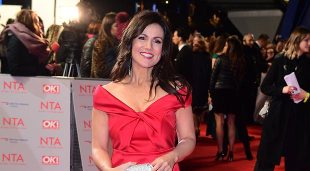 Susanna Reid hits back at critics: My skin just gets thicker