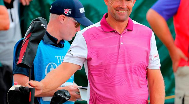 Afternoon starts for Padraig Harrington and Rory McIlroy as British Open tee times revealed
