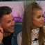 Sam and Georgia on Love Island (ITV)