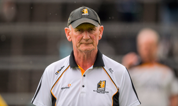 15 July 2018; Kilkenny manager Brian Cody during the GAA Hurling All-Ireland Senior Championship Quarter-Final match between Kilkenny and Limerick at Semple Stadium in Thurles, Co Tipperary Photo by Ray McManus/Sportsfile