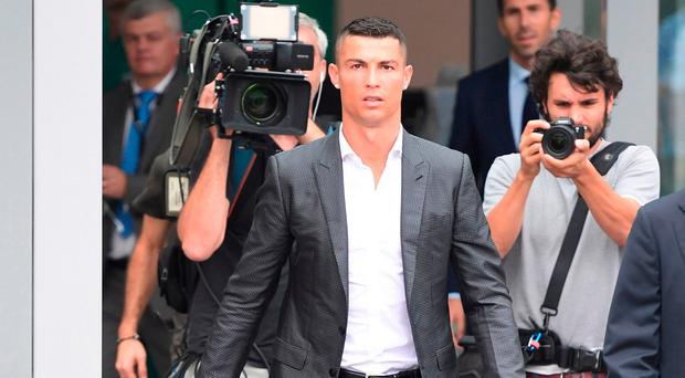 'Usually players of my age go to Qatar or China' - Ambitious Ronaldo targeting further glory with Juventus