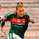 Mayo's Sarah Rowe. Photo: Oliver McVeigh/Sportsfile