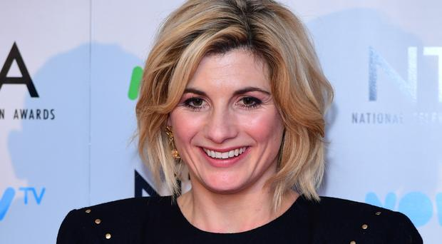 Jodie Whittaker: Girls will now realise they can be the Doctor too