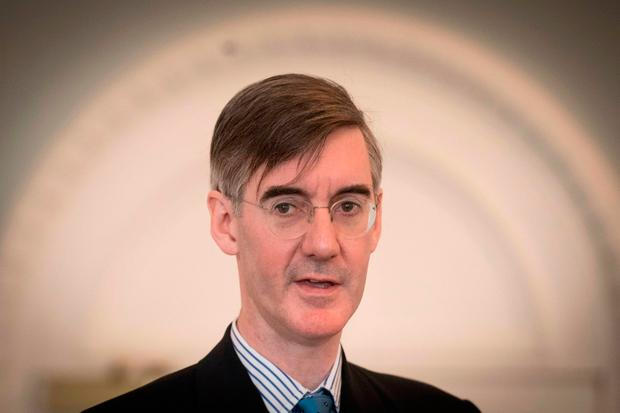 Jacob Rees-Mogg tabled the amendments to the bill. Picture: PA