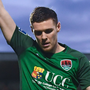 Garry Buckley of Cork City. Photo by Stephen McCarthy/Sportsfile
