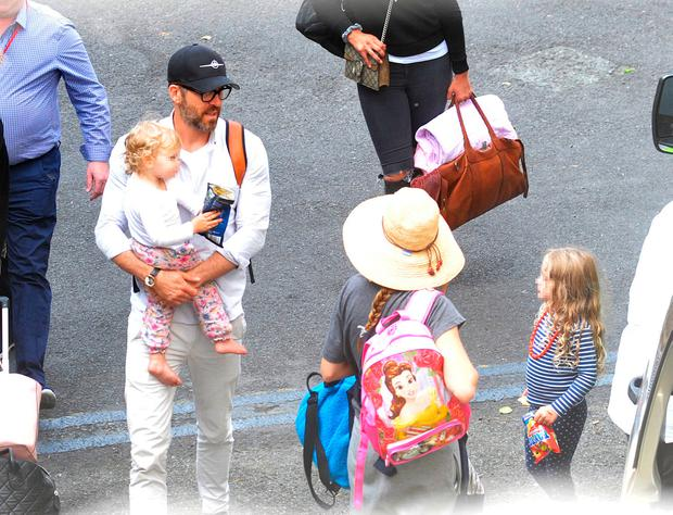 Blake Lively and Ryan Reynolds are back in Ireland - and ...