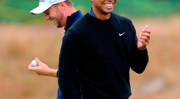 WATCH: 'If you get intimidated by me that's your own f*****g issue' - Tiger Woods' message to rivals