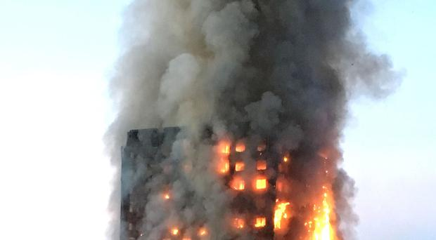 Grenfell Tower inquiry hears how trainee firefighter 'carried girl down nine floors to safety'